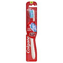 Kmart – Colgate 360 Degree Optic White Toothbrush, Full Head, Medium 48, 1 Toothbrush Only $3.49 (Reg $4.99) + Free Store Pickup