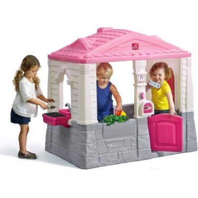 Walmart – Step2 Neat and Tidy Cottage, Pink Only $139.00 (Reg $159.97) + Free Shipping