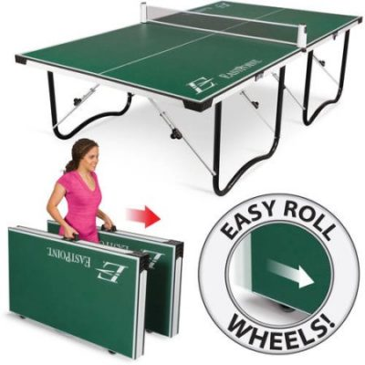 Walmart – EastPoint Sports Fold N Store Table Tennis Table – 15mm Only $179.00 (Reg $299.00) + Free Store Pickup