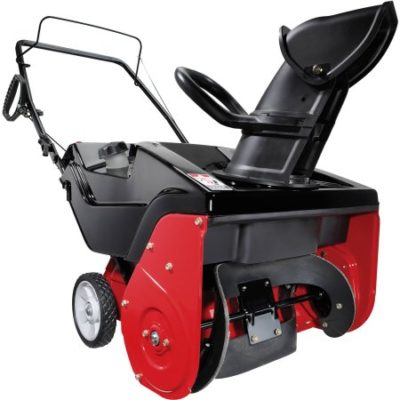 Walmart – Yard Machines 21″ 123cc Single-Stage Snow Blower Only $299.00 (Reg $354.00) + Free Shipping