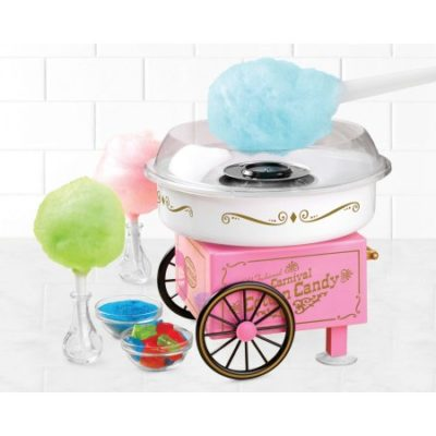 Walmart – Nostalgia PCM305 Vintage Collection Hard and Sugar-Free Candy Cotton Candy Maker Only $24.97 (Reg $39.99) + Free Store Pickup