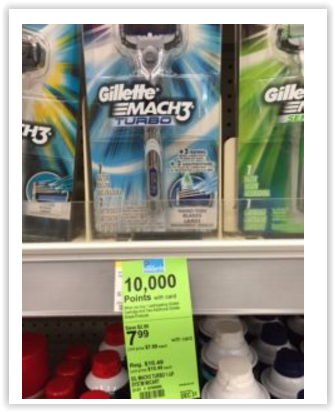 Walgreen's – 3 Gillette Mach 3 Razors For Only 7¢ After Printable Coupons