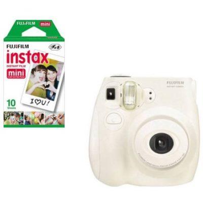 Walmart – Fujifilm Instax Mini 7S Instant Camera (includes Fujifilm Mini Film 10pk) Only $49.00 (Reg $69.99) + Free Store Pickup
