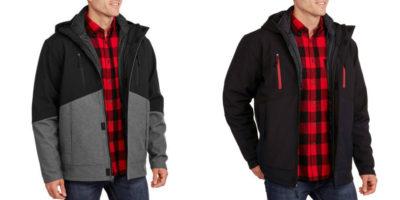 Walmart – Swiss Tech Men's Softshell 3-1 System Jacket Only $29.97 (Reg $54.86) + Free Store Pickup
