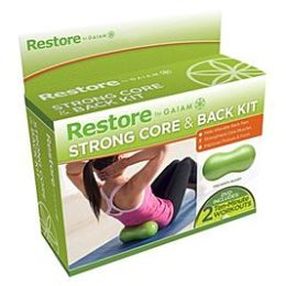 Sears – Gaiam Restore Strong Core & Back Kit Only $9.99 (Reg $14.99) + Free Store Pickup