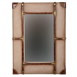 Sears – Linon Vintage Framed Wall Mirror – Small Only $68.75 (Reg $99.99) + Free Shipping