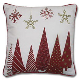 Sears – Trees Decorative Pillow Only $11.97 (Reg $24.99) + Free Store Pickup