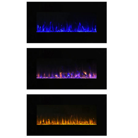 Sears – Northwest LED Fire and Ice Electric Fireplace with Remote – 36 Inch Only $182.39 (Reg $270.99) + Free Shipping