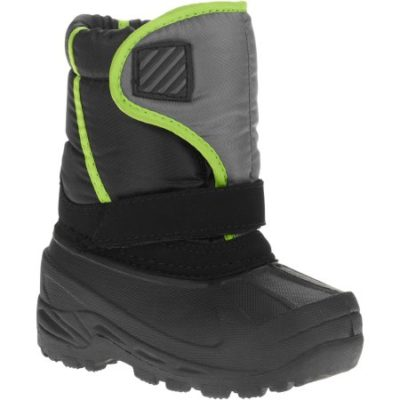 Walmart – Toddler Boys' Essential Winter Boot Only $8.88 (Reg $16.77) + Free Store Pickup