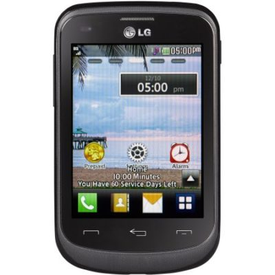 Walmart – TracFone LG 306G Prepaid Cell Phone with Triple Minutes Only $9.99 (Reg $19.83) + Free Store Pickup