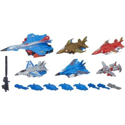 Walmart – Transformers Generations Combiner Wars Superion Collection Pack Only $72.99 (Reg $99.96) + Free Shipping