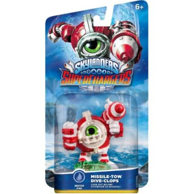 Walmart – Skylanders Superchargers Drivers Missile-Tow Dive-Clops Character Pack (Universal) Only $2.88 (Reg $12.96) + Free Store Pickup