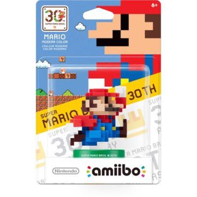 Walmart – Mario Modern Color 30th Anniversary Series Amiibo (Universal) Only $3.96 (Reg $9.80) + Free Store Pickup
