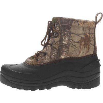 Walmart – Ozark Trail Men's Winter Boot  Only $15.88 (Reg $29.84) + Free Store Pickup