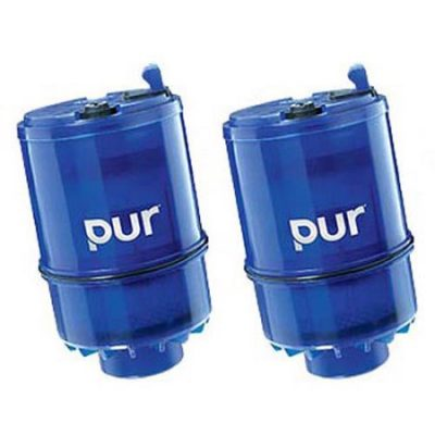 Walmart – PUR Faucet Mount Replacement Water Filter – MineralClear 2 Pack  RF-9999-2 Only $20.48 (Reg $24.96) + Free Store Pickup
