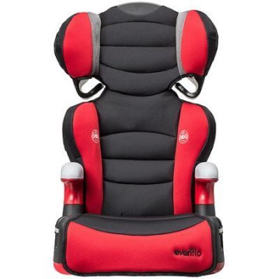 Walmart – Evenflo Big Kid High Back Booster Car Seat, Denver Only $35.88 (Reg $65.88) + Free Store Pickup