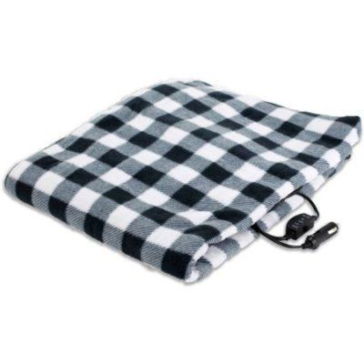 Walmart – TREKSAFE 12-Volt Heated Travel Blanket, White Only $14.97 (Reg $19.95) + Free Store Pickup