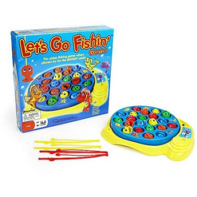 Walmart – Pressman Let's Go Fishin' Game Only $8.99 (Reg $11.19) + Free Store Pickup