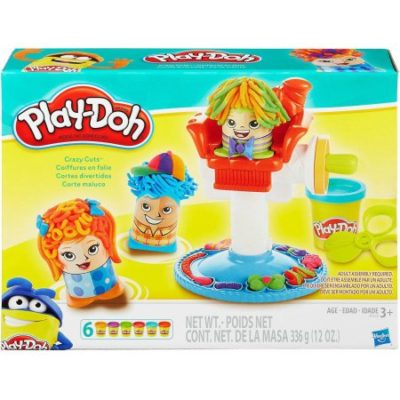 Walmart – Play-Doh Crazy Cuts Only $9.99 (Reg $14.48) + Free Store Pickup