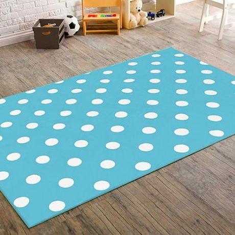 Kmart – Piper Polka Dot Area Rug – 40″ x 56″ Only $27.99 (Reg $34.99) + Free Store Pickup