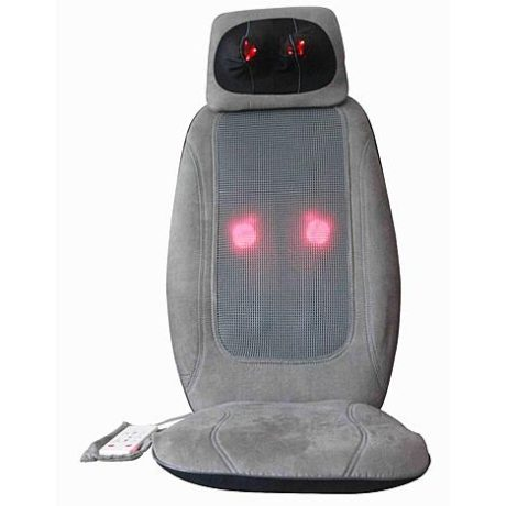 Kmart – iLiving Shiatsu Portable Back/Neck Massager with Heat Therapy, Soothing Grey Only $149.37 (Reg 167.00) + Free Shipping