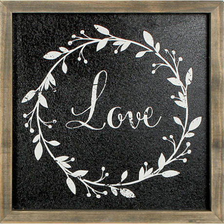 Kmart – Canyon Road Canyon Road Collection 10.25″ Wood Framed Art – Love Only $12.99 (Reg $14.99 ) + Free Store Pickup