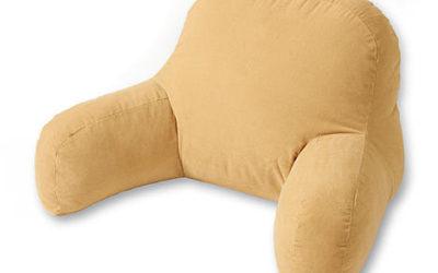 Kmart – Greendale Home Fashions Bed Rest Pillow – Hyatt Cream Only $40.51 (Reg $65.99) + Free Store Pickup