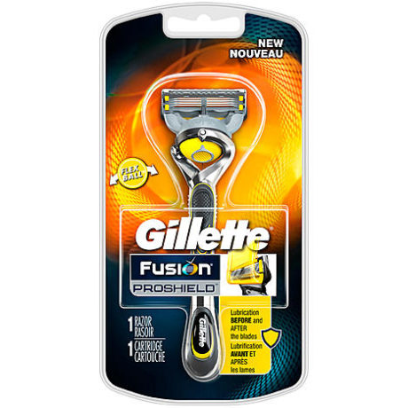 Kmart – Gillette Fusion® ProShield™ Men's Razor With FlexBall® Handle and 1 Razor Blade Refill, 1 Count Only $7.99 (Reg $10.49) + Free Store Pickup