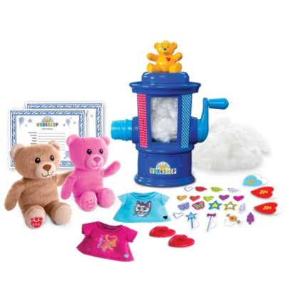 Walmart – Build-A-Bear Workshop Stuffing Station, by Spin Master Only $23.27 (Reg $29.97) + Free Store Pickup