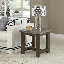 Sears – Home Styles Concrete Chic End Table Only $192.73 (Reg $229.99 ) + Free Shipping