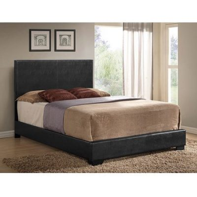 Walmart – Ireland Full Faux Leather Bed, Black Only $139.00 (Reg $168.00) + Free Shipping