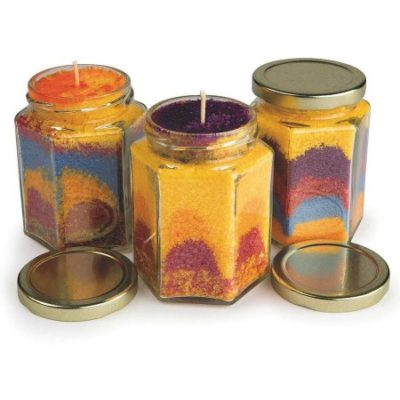 Walmart – Wax Art Candle Craft Kit, Pack of 12 Only $27.86 (Reg $31.73) + Free Store Pickup