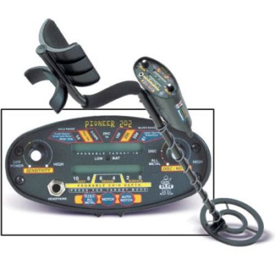 Walmart – Bounty Hunter Pioneer 202 Metal Detector Only $89.97 ($169.42) + Free 2-Day Shipping