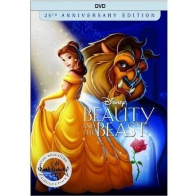 Walmart – Beauty And The Beast (25th Anniversary Edition) (Widescreen) Only $17.99 (Reg $21.13) + Free Store Pickup