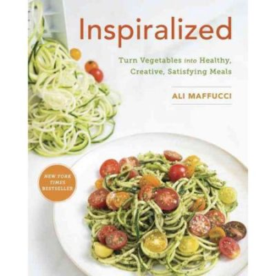 Walmart – Inspiralized: Turn Vegetables into Healthy, Creative, Satisfying Meals Only $9.99 (Reg $19.99) + Free Store Pickup