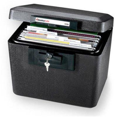 Walmart – SentrySafe Model 1170 Fire-Safe Security File, Black Only $39.84 (Reg $129.99) + Free Shipping