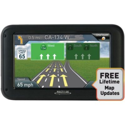 Walmart – Magellan Rm5322sgluc RoadMate 5322-lm 5″ GPS Device with Free Lifetime Maps Only $86.99 (Reg $99.99) + Free 2-Day Shipping