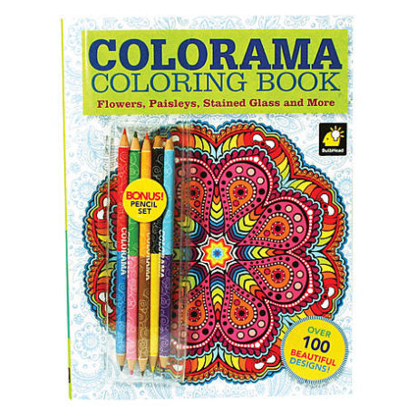 Sears – As Seen On TV Colorama Coloring Book Only $10.97 (Reg $12.99) + Free Store Pickup