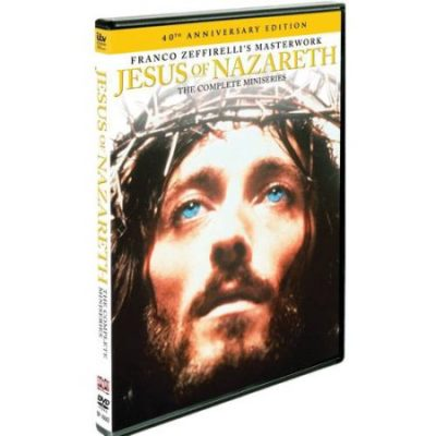 Walmart – Jesus Of Nazareth: The Complete Miniseries (40th Anniversary Edition) Only $9.96 (Reg $14.96) + Free Store Pickup
