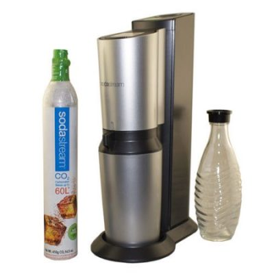 Walmart – Sodastream Crystal Sparkling Water Maker Only $143.99 (Reg $164.95) + Free Shipping
