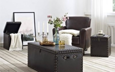 Walmart – Better Homes and Gardens 3-Piece Storage Trunk Set Only $149.00 (Reg $199.00) + Free Shipping