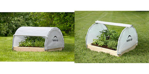 Kmart – 4 x 4 x 1 Ft. 11 In. Round Raised Bed Greenhouse Only $59.67 (Reg $69.99) + Free Shipping