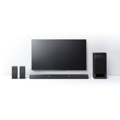 Walmart – Sony HTRT3 5.1-Channel Home Theater Sound Bar with Subwoofer and Bluetooth Only $193.47 (Reg $228.00) + Free Shipping