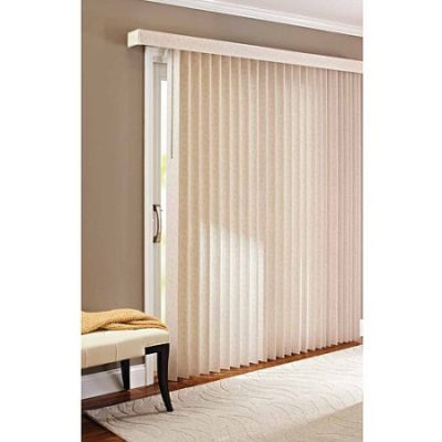 Walmart – Better Homes and Gardens Vertical Textured S-Slat Privacy Blinds Only $38.97 (Reg $48.71) + Free Shipping