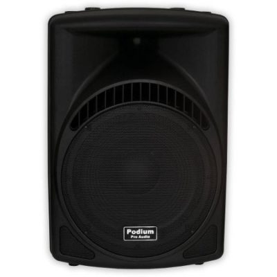Walmart – Podium Pro PP1504CD Powered 900W Active 15″ MP3 Speaker DJ, PA, Karaoke, Band Only $228.86 (Reg $245.33) + Free Shipping