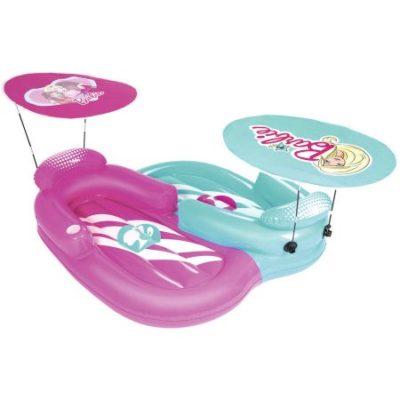 Walmart – Barbie 70″ x 67″ Sporty Girl Pool Lounge Only $22.41 (Reg $62.31) + Free Store Pickup