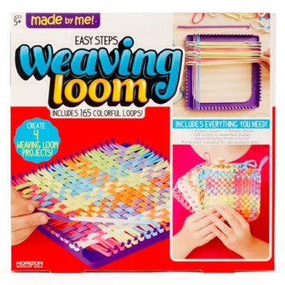 Walmart – Kids Craft Made by Me Weaving Loom by Horizon Group USA Only $2.99 (Reg $6.97) + Free Store Pickup