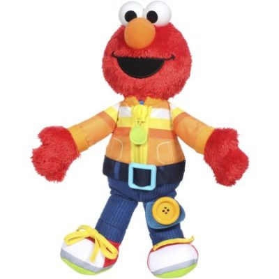 Walmart – Playskool Sesame Street Ready to Dress Elmo Only $14.50 (Reg $19.98) + Free Store Pickup