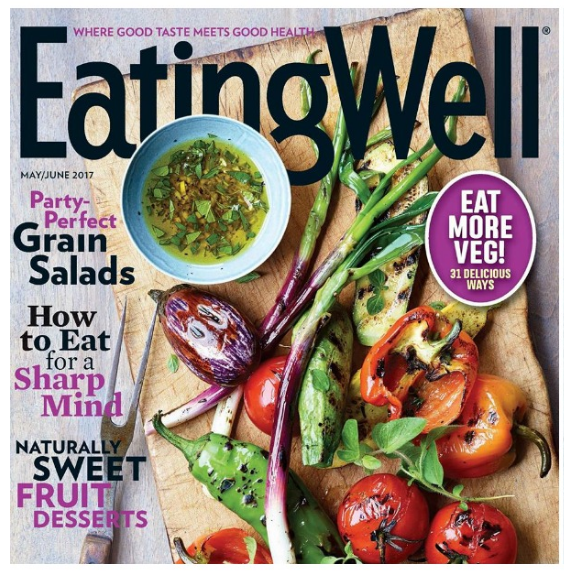 FREE EatingWell Magazine Subscription (6 Issues)