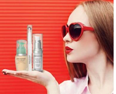 Free Pevonia Skin Renew Sampler Kit